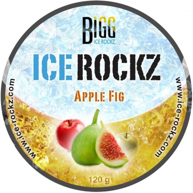 Aroma Narghilea Aladin Ice Rockz Apple Fig