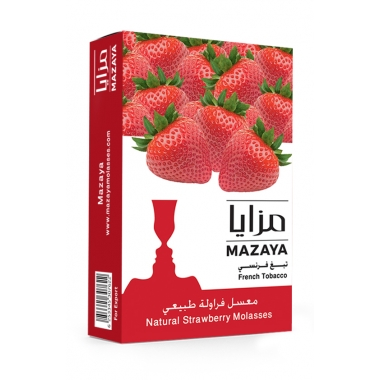 Tutun Mazaya Strawberry