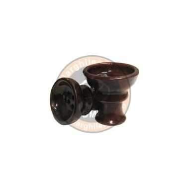 Creuzet vopsit cu ceramica