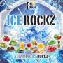 Aroma Narghilea Aladin Ice Rockz Strawberry Cheesecake