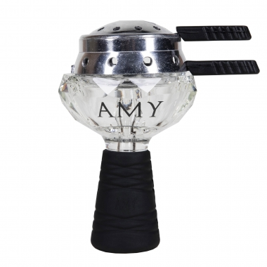 Creuzet Sticla cristal cu Smoke Box