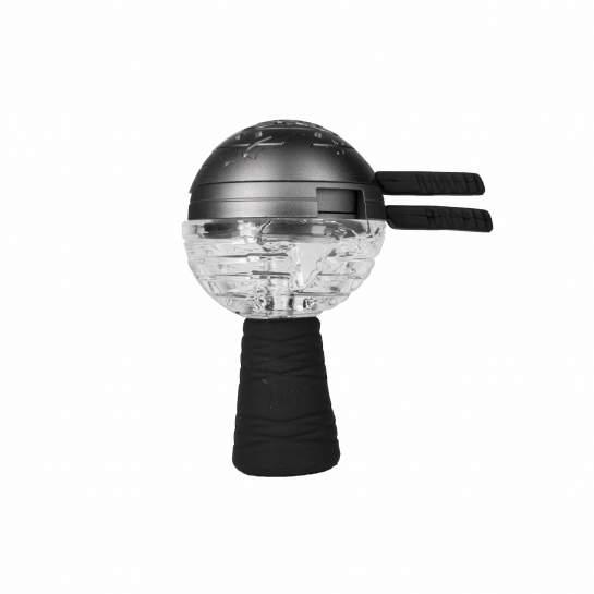 Creuzet Amy Globe Set Sticla Cu Smoke Box