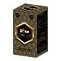 Carbuni Narghilea Hexagonal Black Coco BOSS HEXAGON 1KG