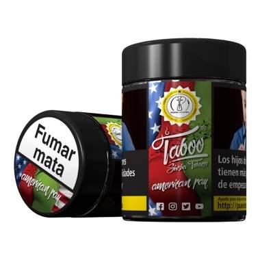 AROMA NARGHILEA TABOO AMERICAN PIE - 2 MERE 50GR
