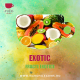 PUER EXOTIC - FRUCTE EXOTICE 100g
