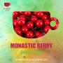 Aroma Narghilea PUER MONASTIC BERRY - COACAZE ROSII 100g