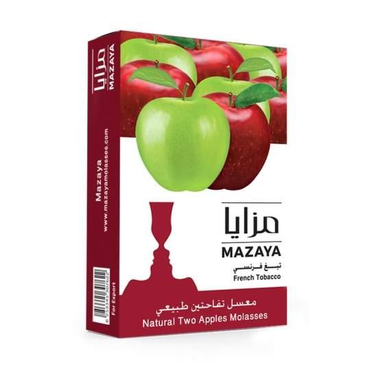 Aroma de Narghilea Mazaya Two Apples 50g