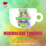 Aroma Narghilea PUER MARMALADE TONGUES - MARMELADA 100g