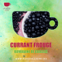 Aroma Narghilea PUER CURRANT FROUGE - BOMBOANE DE COACAZE 100g