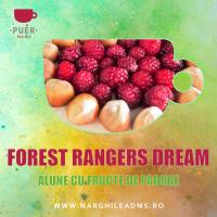 PUER FOREST RANGERS DREAM - ALUNE CU FRUCTE DE PADURE 100g