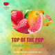 PUER TOP OF THE POP - GRAPEFRUIT SI CAPSUNI 100g