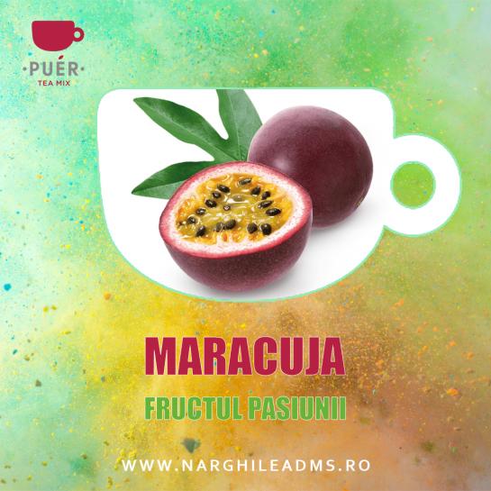 AROMA NARGHILEA PUER MARACUJA - FRUCTUL PASIUNII 100g