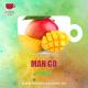 PUER MAN GO - MANGO 100g