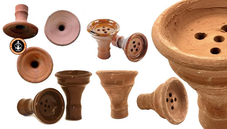 Creuzetele orientale ( egiptiene ) din lut sau ceramica