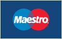 Acceptăm plata cu cardurile Maestro