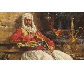Istoria Narghilei
